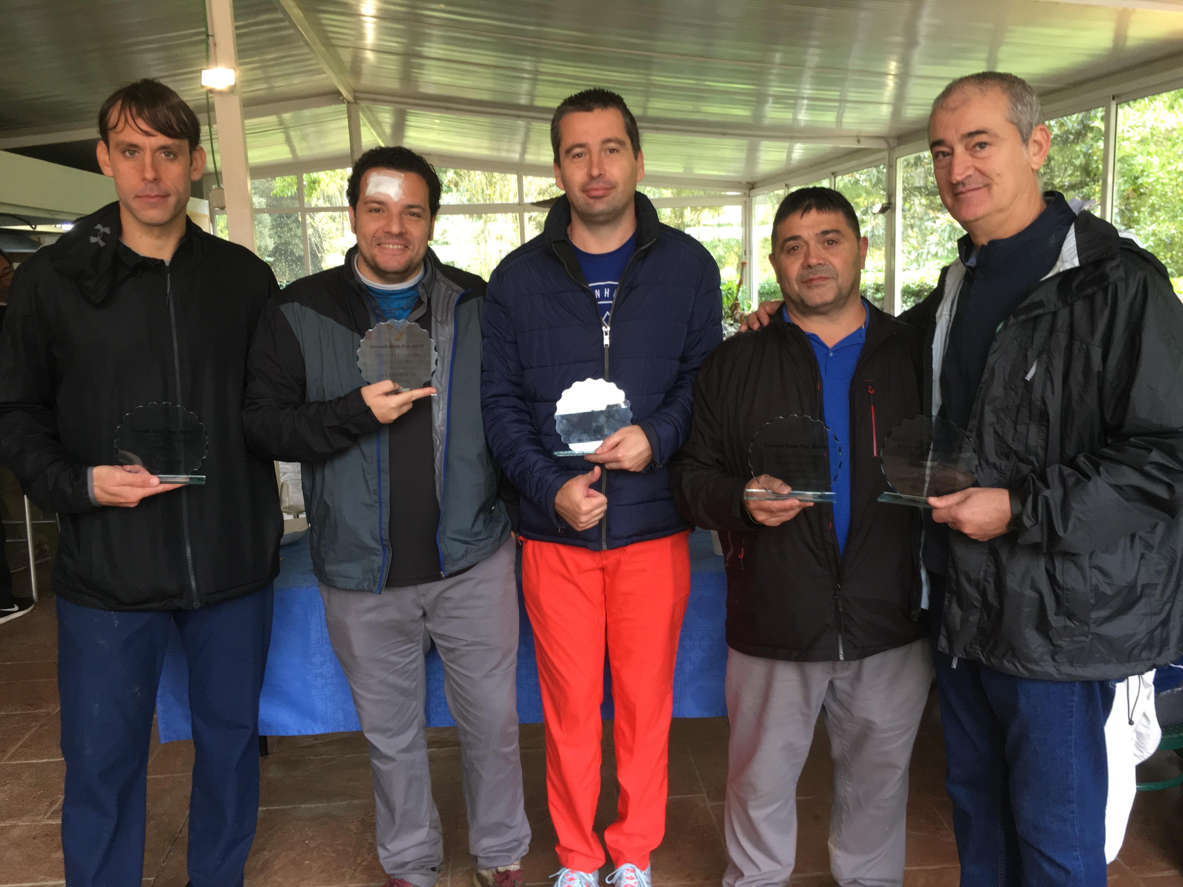 P&P Vallromanes posa punt final al Circuit Sota Par 2018
