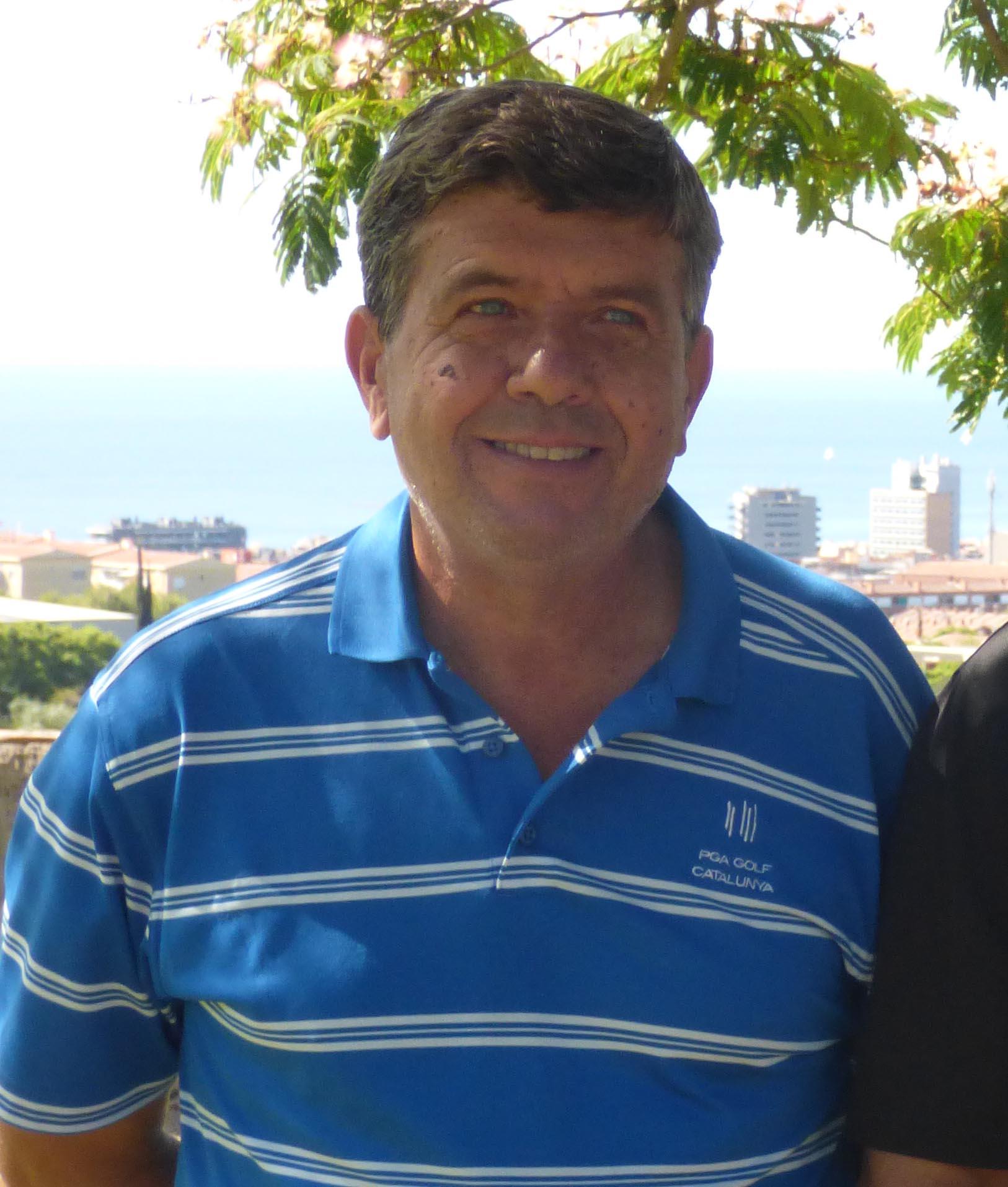 Triomf de Julio Santamaría en el Sota Par a Badalona