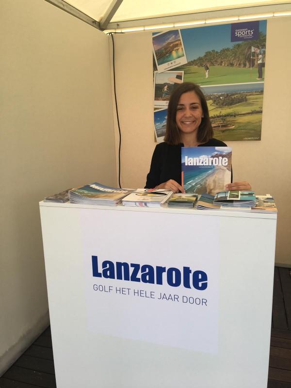 Lanzarote se posiciona en Holanda como destino deportivo de golf
