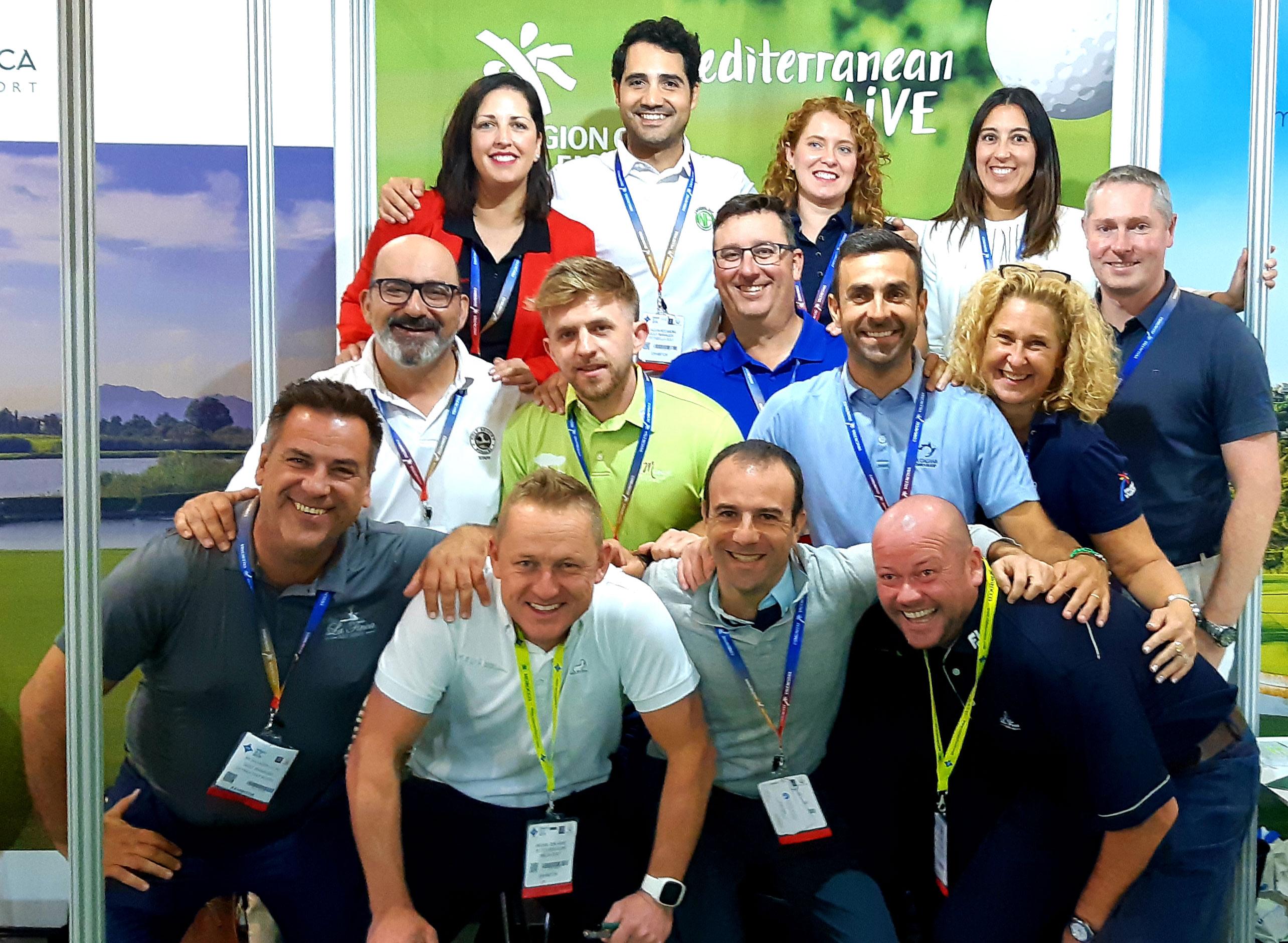 Asociación de Campos de la Costa Blanca y C.V en Marrakech (IGTM 2019)