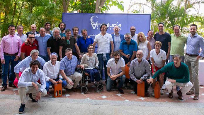 Broche final del Andalucía Golf Tour en el Zaudín