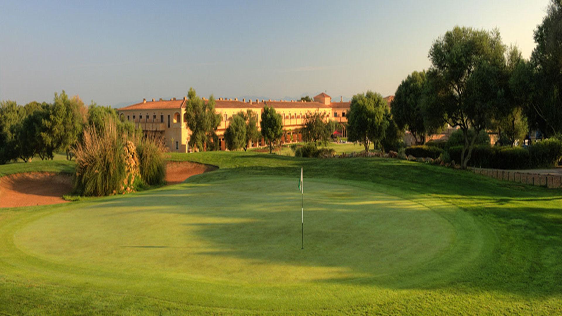 Son Antem - El Club de Marriott- adquiere si segundo campo de golf en Mallorca