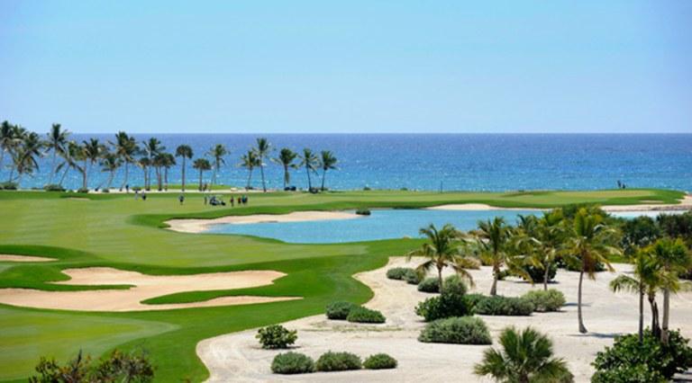 El golf está vivo en la República Dominicana