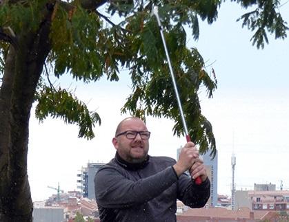 Triomf de Juan Manuel Olmos en el Torneig Especial a Badalona