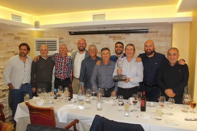 Clausurada la Liga Almeriense de Golf 2019