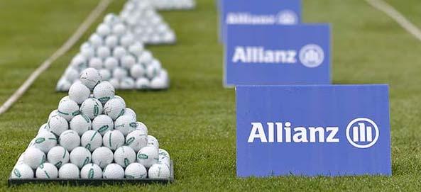 Allianz asegura a los federados de golf españoles en 2020