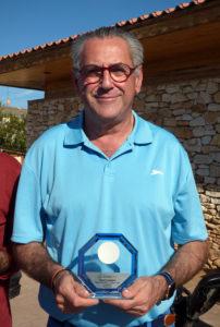 Marc Fort gana el handicap inferior en El Vendrell
