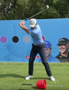 Mejora tu golf a golpe de hacha.