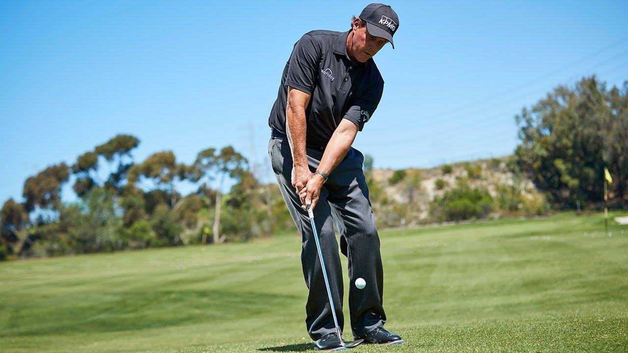 Approcha a lo Mickelson: Golf de confinamiento Vol. 5