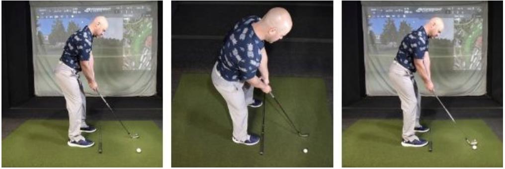 Ejercicios prácticos y efectivos para tu swing (I)