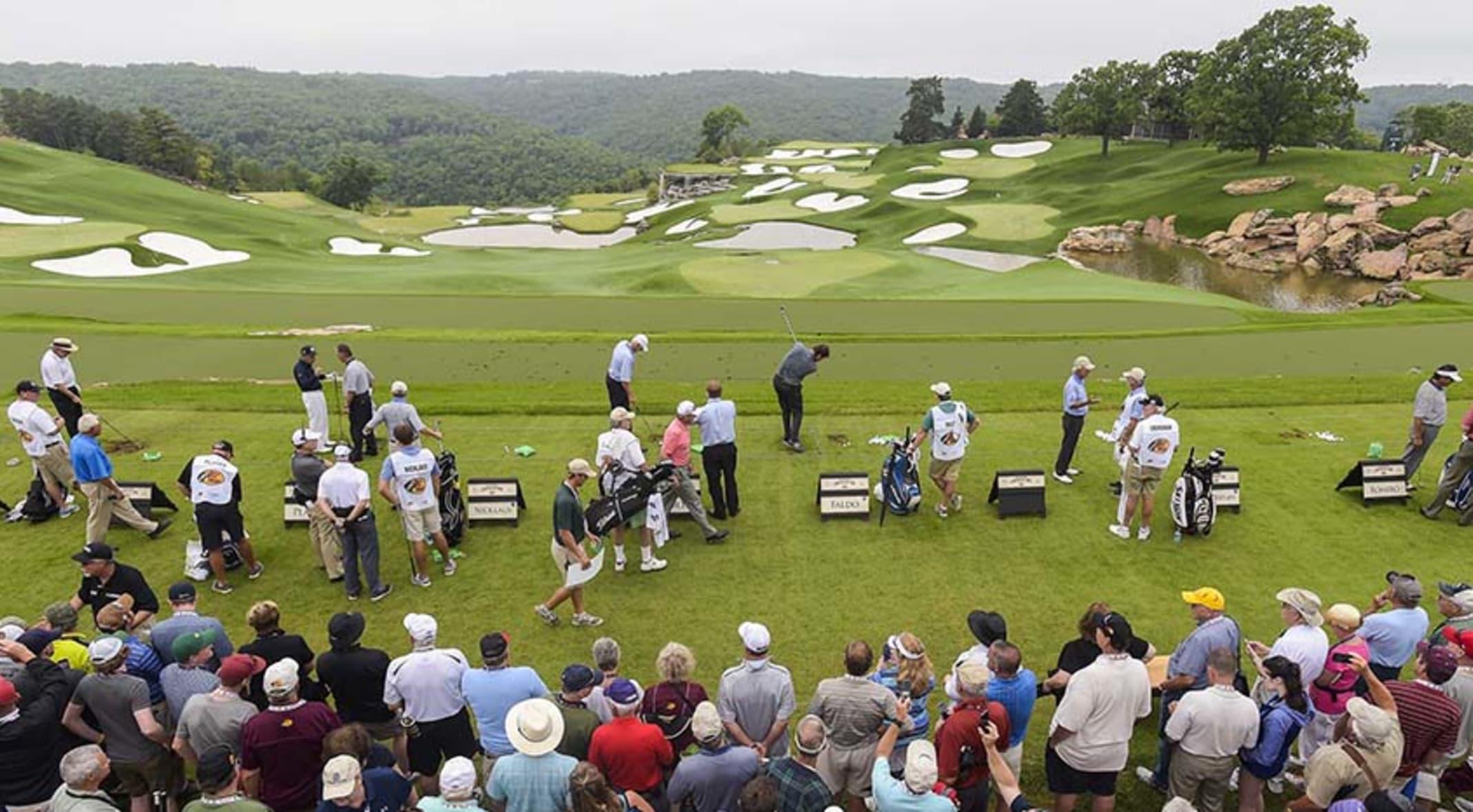 ¿Entrenas tu golf de forma correcta? Exprime el campo de prácticas.