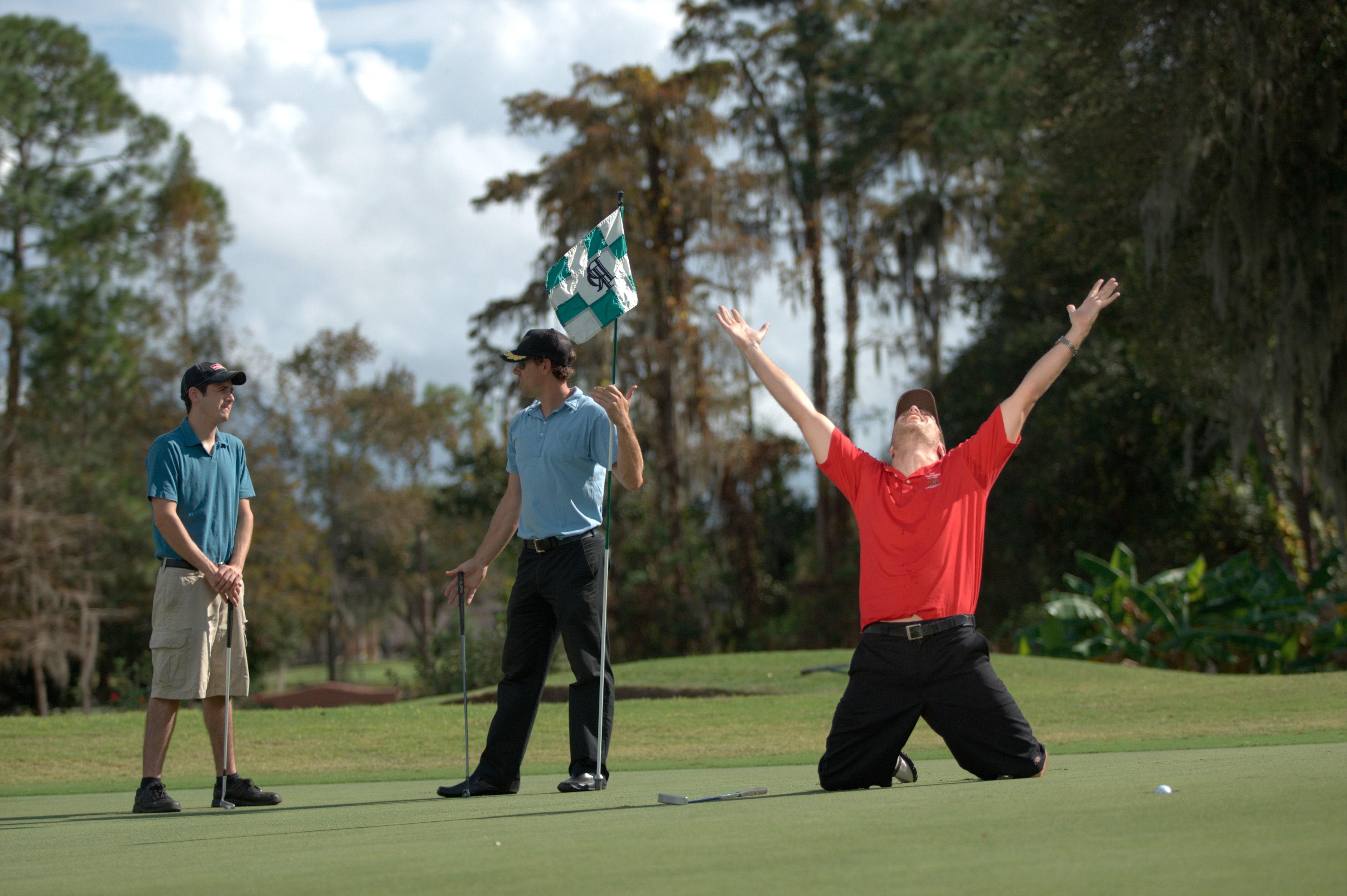 Análisis del compañero de golf ideal: ¿Lo eres?