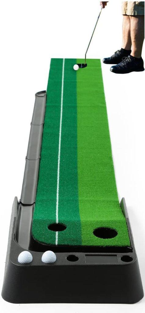 La mejor alfombra de putt para practicar en casa: Análisis y comparativa