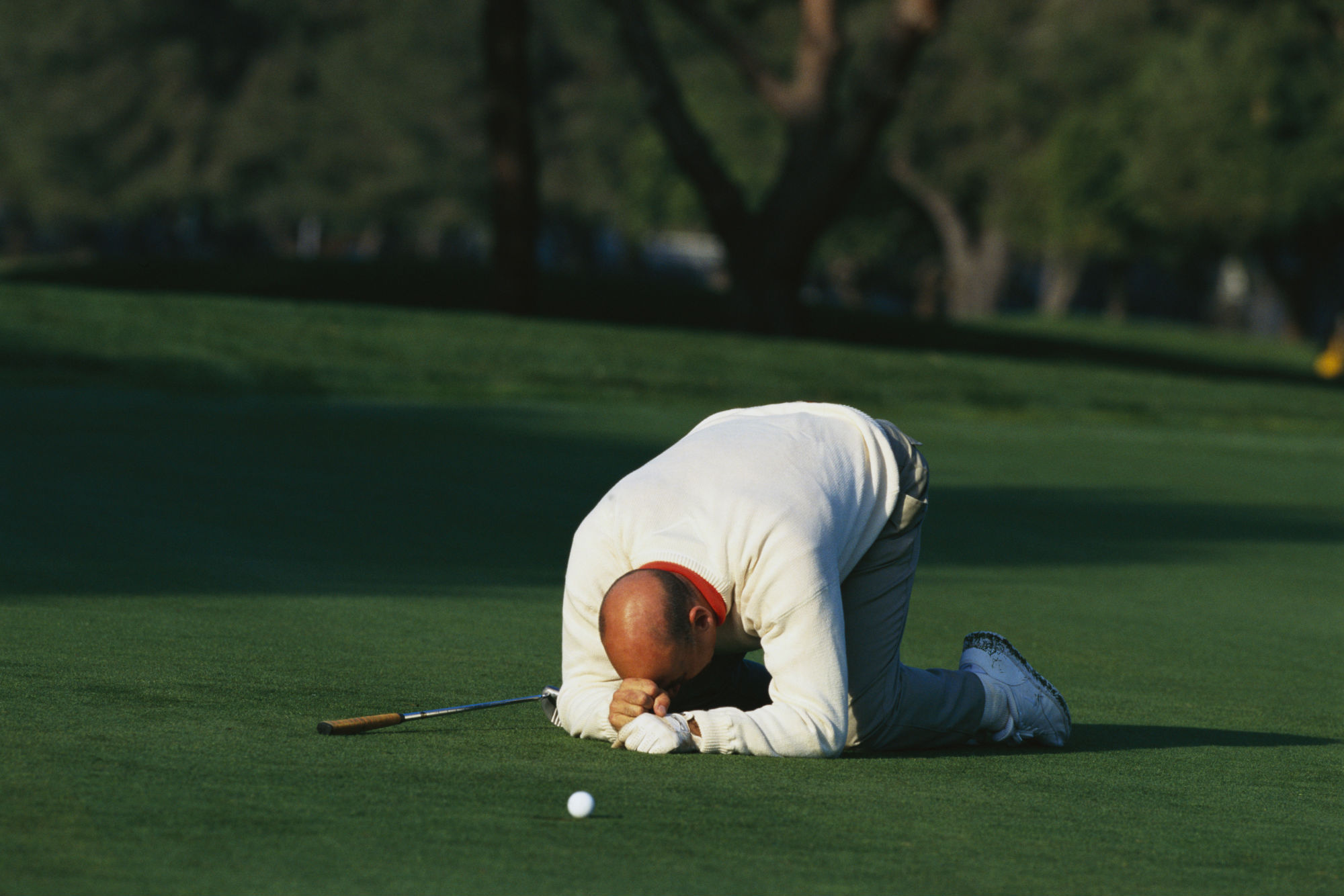 "13 errores ""tontos"" que todo golfista comete"