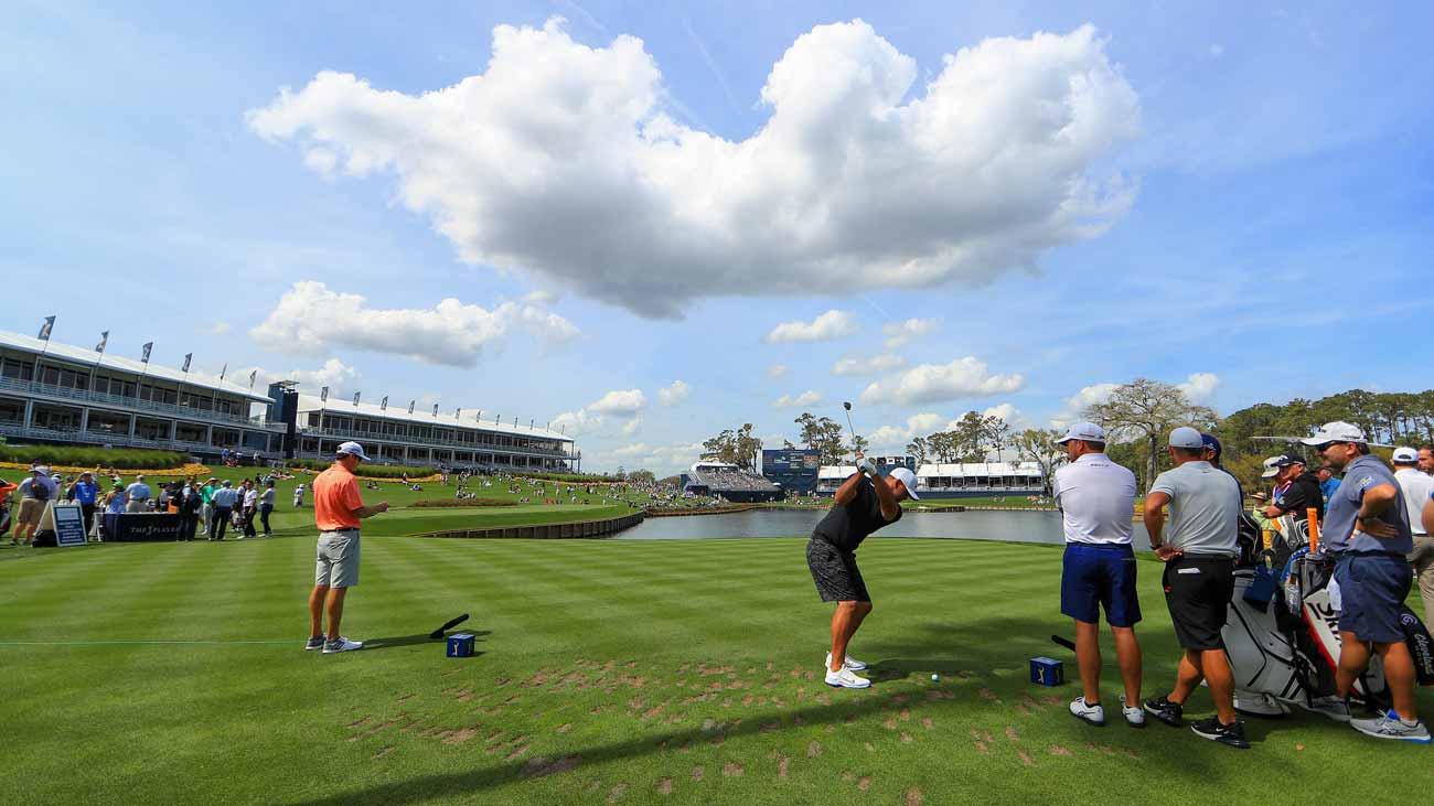 Entrena en el campo | Conviértete en un golfista versatil.