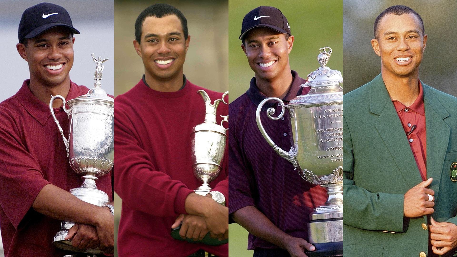 """El origen de los """"Majors"""" los 4 torneos más importantes en golf"""