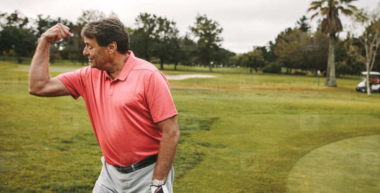 La mejor vuelta de golf del mundo, hasta ahora.