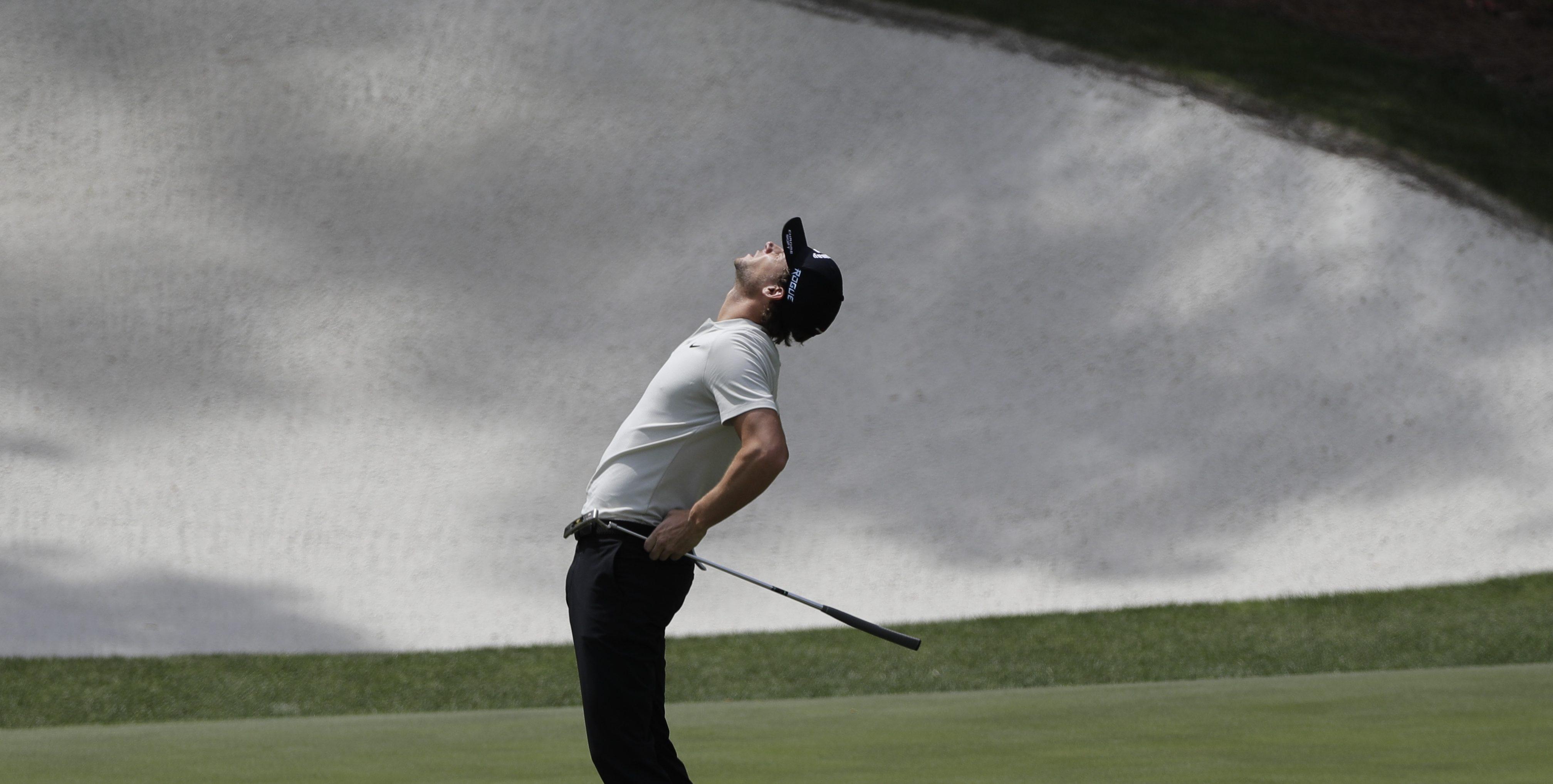 Las 10 descalificaciones más absurdas en golf