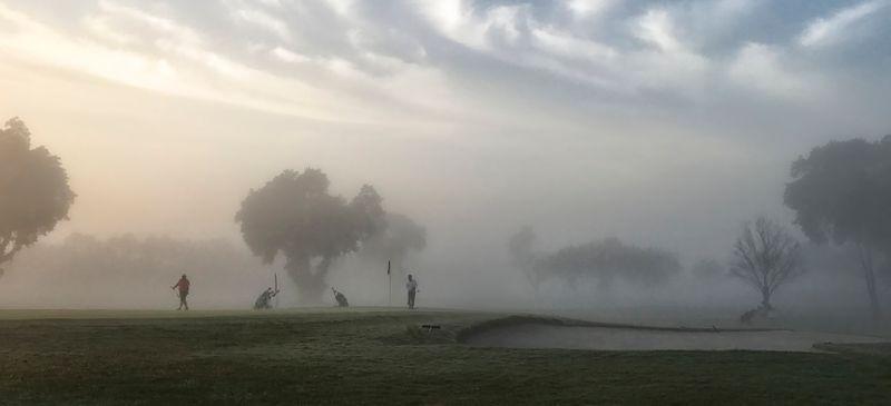 El frío afecta a tus golpes de golf ¡toma medidas!