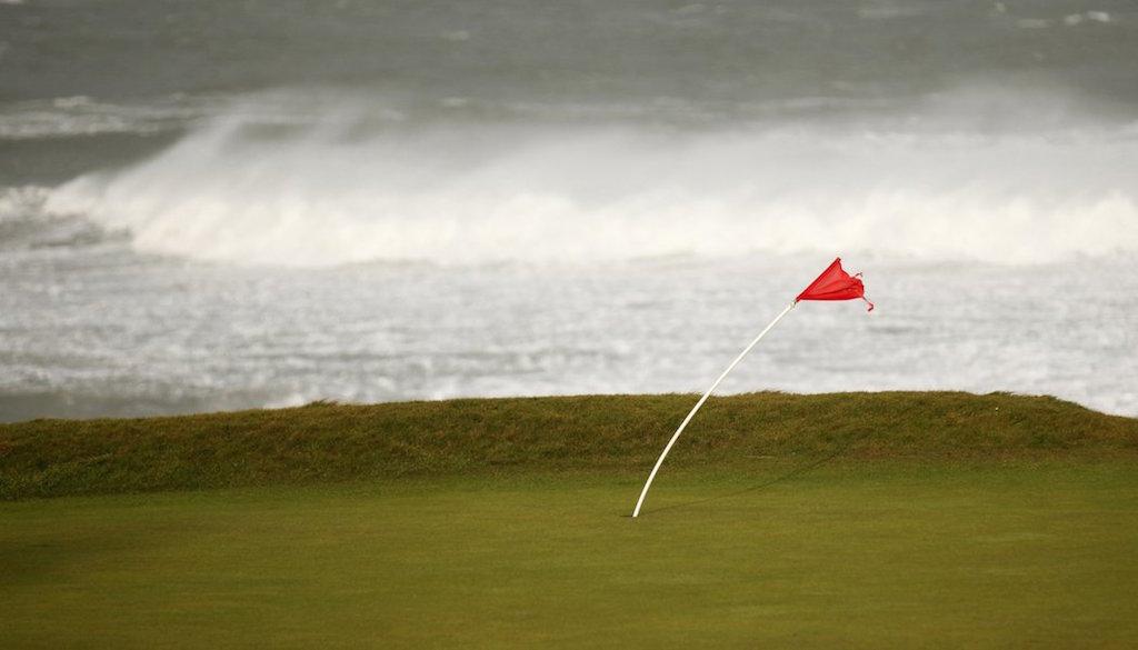 Jugar a golf con viento | Todo lo que necesitas saber.