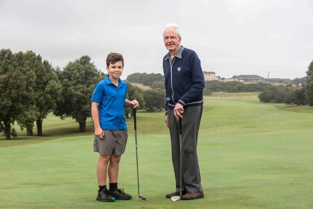 El golf no tiene edad | 2 records asombrosos