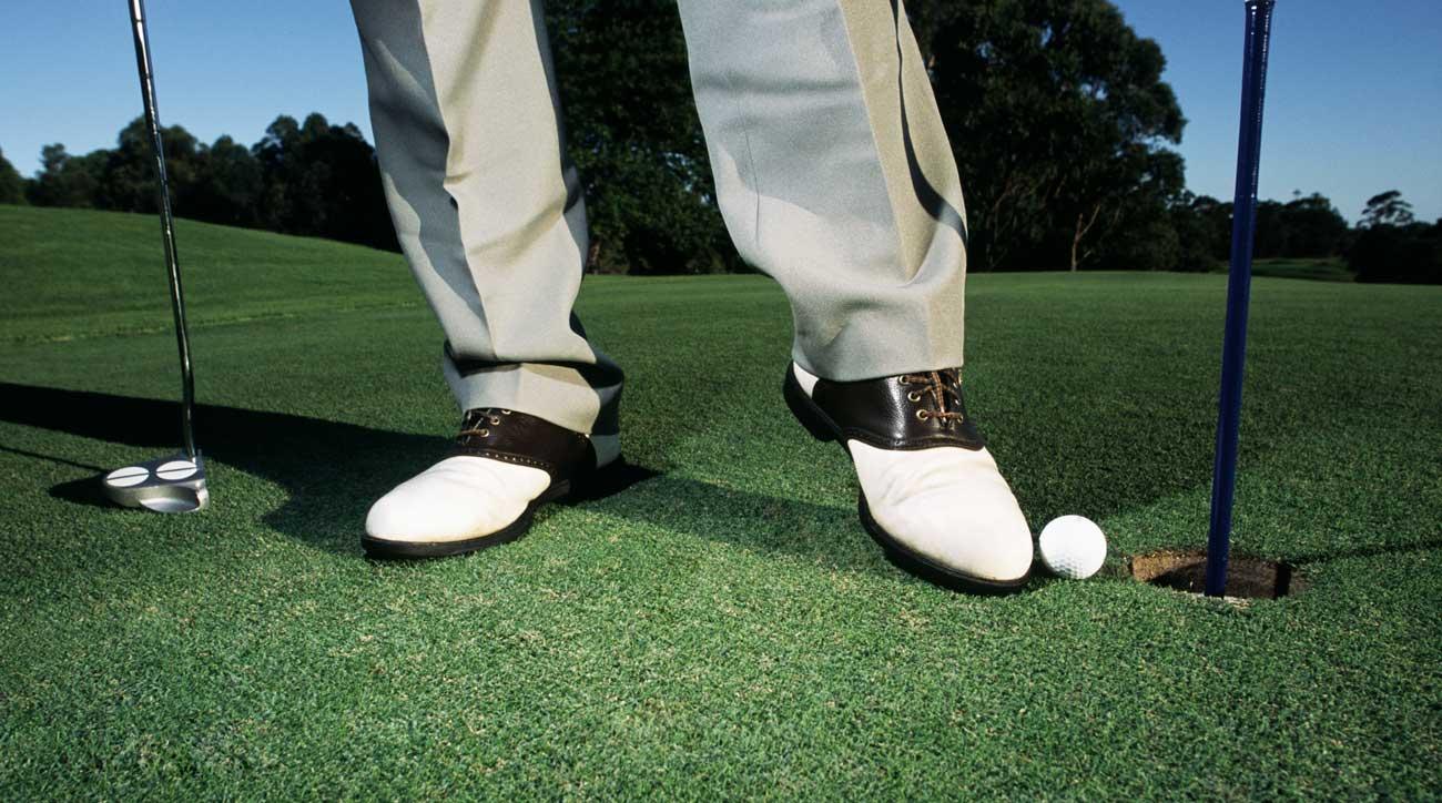 Como detectar a un golfista tramposo.
