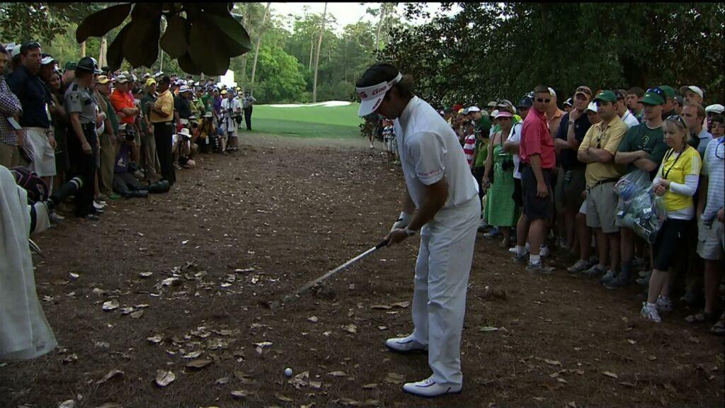 Los momentos más memorables en Augusta.