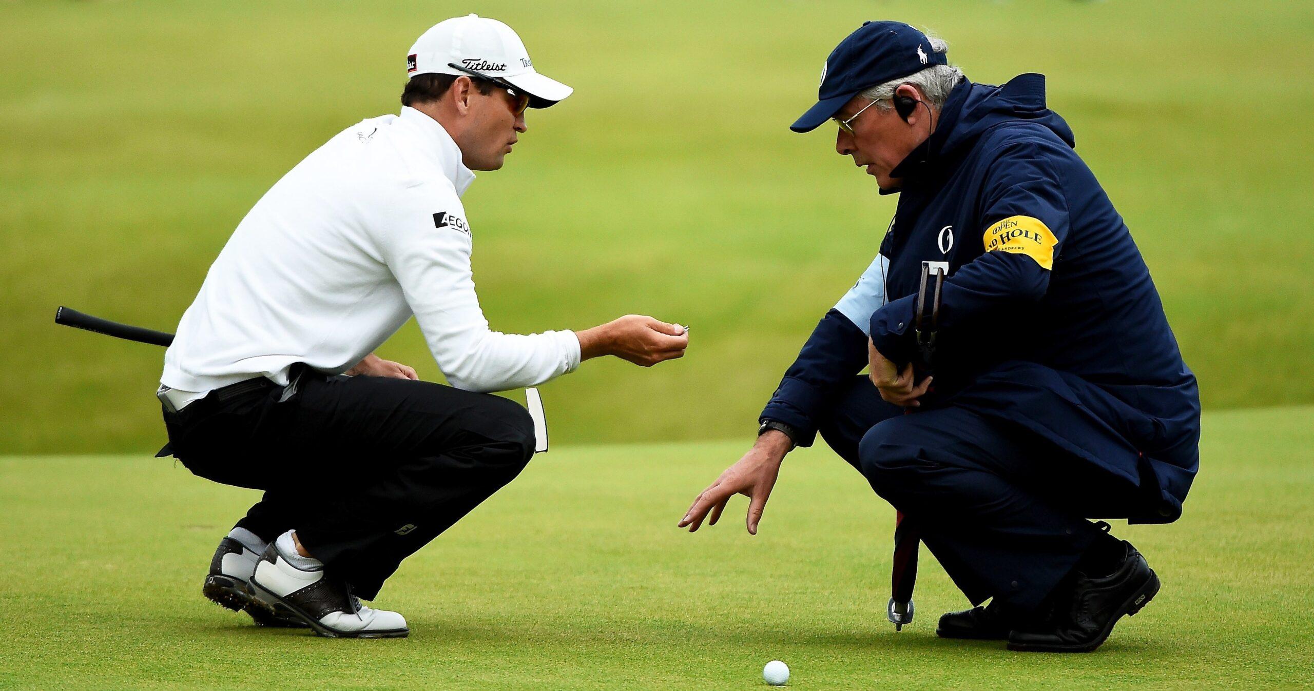 Las 6 reglas más importantes del golf.