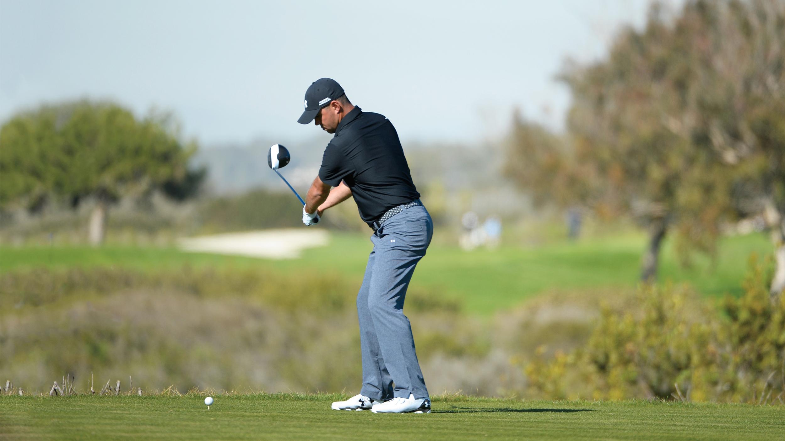 El movimiento mágico del golf | el cambio de peso.