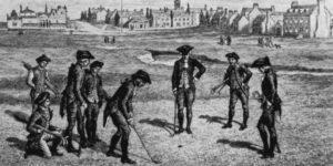 Por qué se prohibió el golf en Escocia.