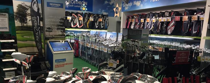 ¿Comprar material de golf en Decathlon?