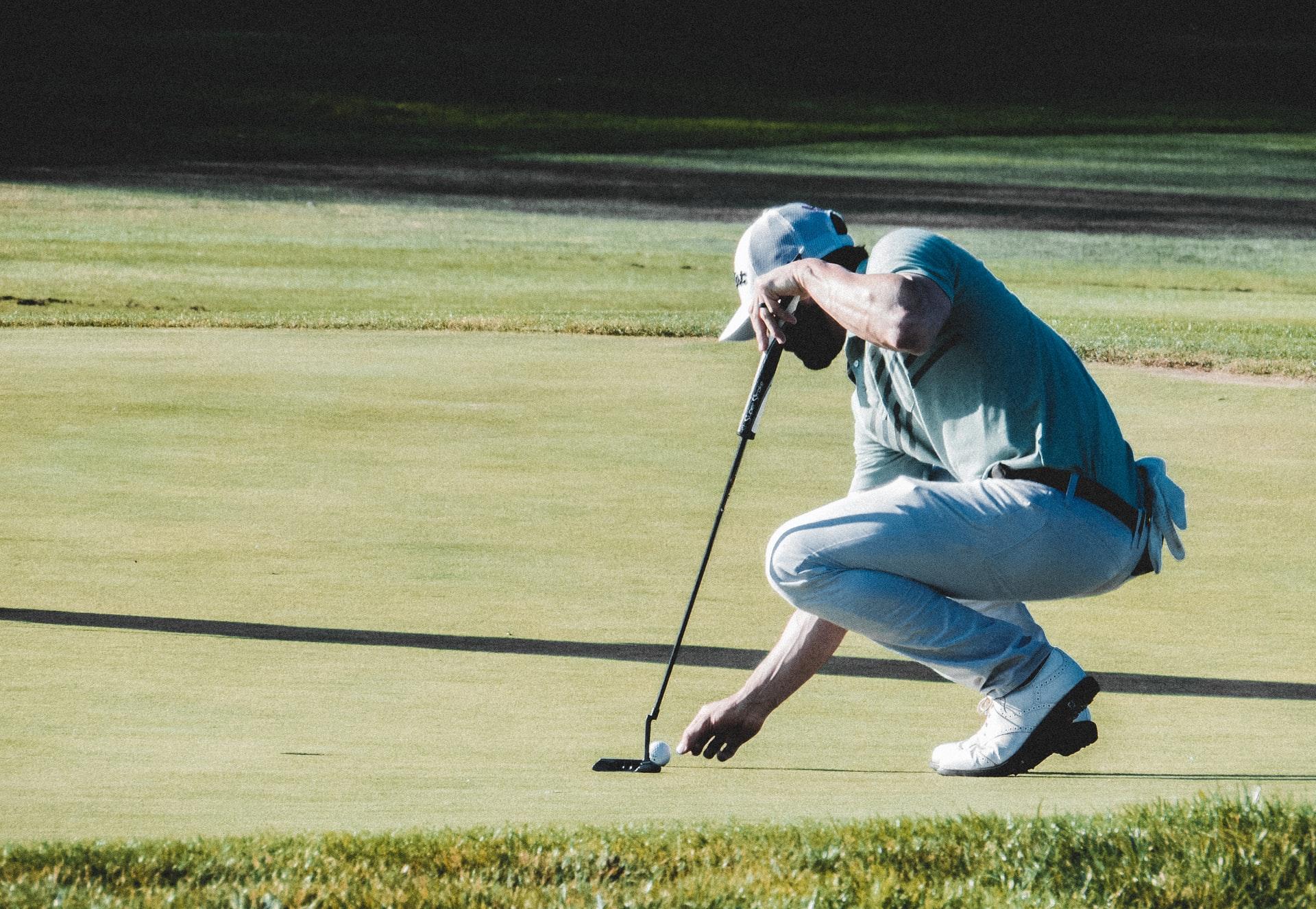 8 formas sencillas de ser mejor golfista.