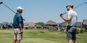 Reflexiones y soluciones para el golfista medio.