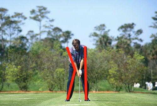 La K inversa en golf ¿Sabes usarla?