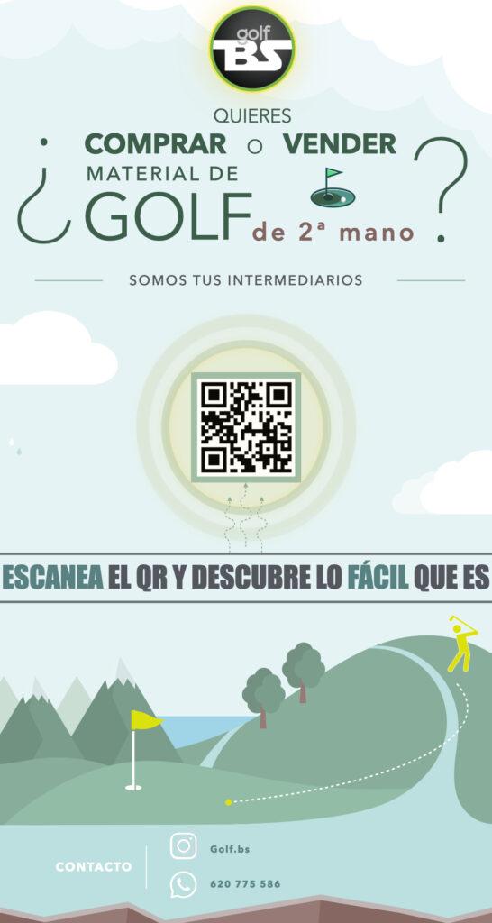 Organización criminal en el golf español.