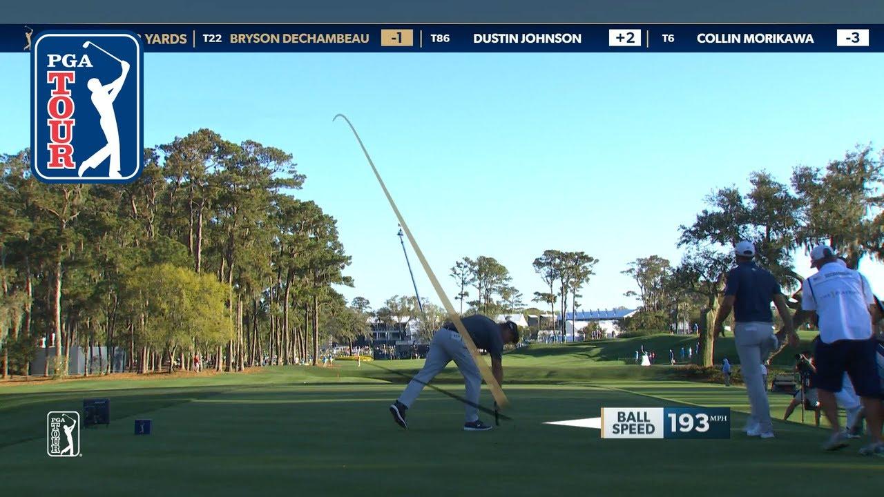 PGA Tour ¿El nuevo gran circo mediático?