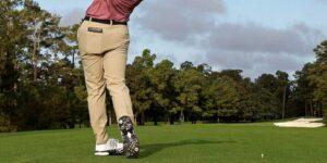 Las piernas en el swing: 6 consejos.