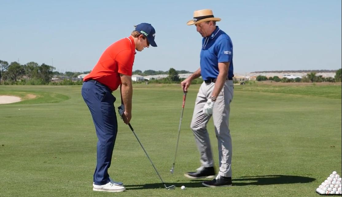 Postura de golf: Juega más y mejor.