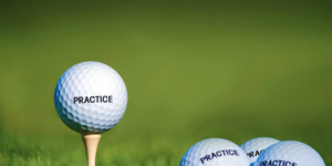 5 formas de practicar mejor tu golf.