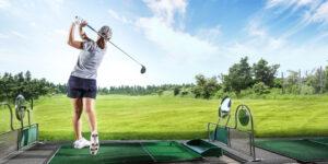 Practicar en tees artificiales ¿perjudica mi golf?