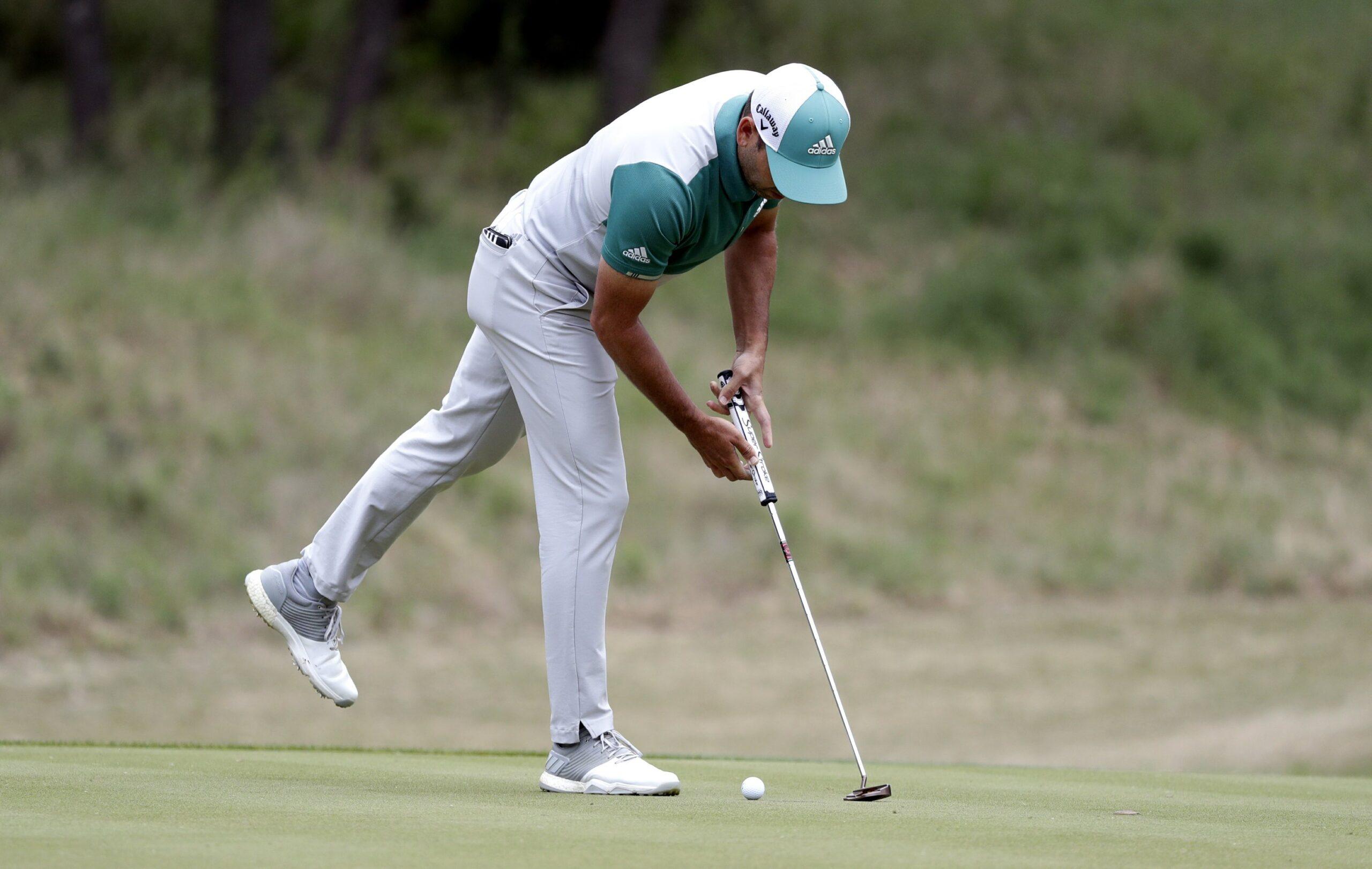 """La cura para los """"yips"""" en golf."""
