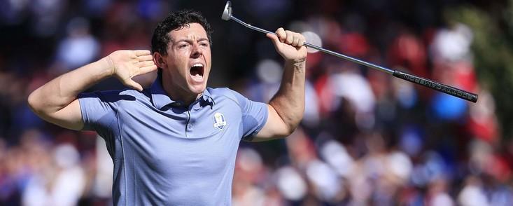 Ryder Cup: el mejor torneo de golf.